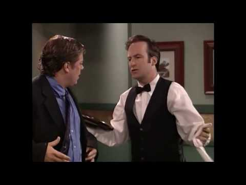 Mr. Show: Clumsy Waiter