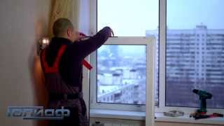 Замена уплотнителя при ремонте окон(Видео-инструкция от компании