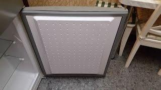 видео Замена уплотнительной резинки на двери холодильника