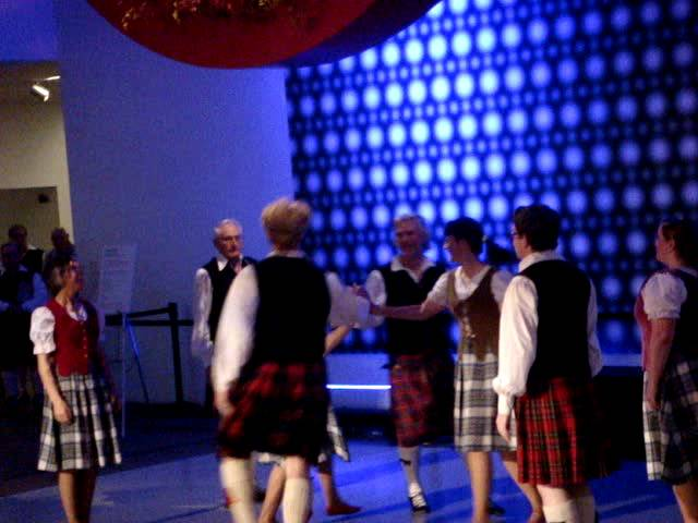 2015 The Red Thistle Dancers, DeYoung Museum