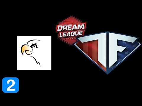 THUNDERBIRDS vs Team Freedom Game 2 DreamLeague season 7 Highlights Dota 2