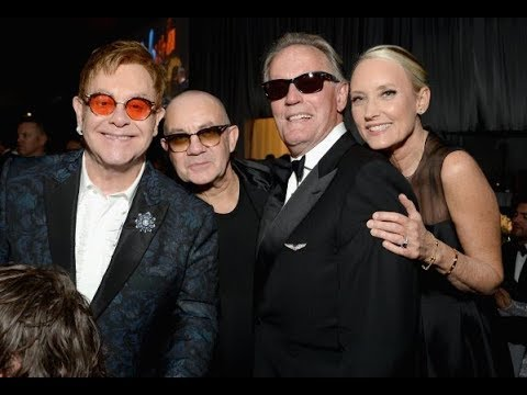 Elton John Aids Foundation Party and Performance by Elton John