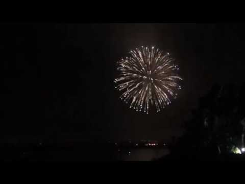 Fireworks SeaWorld San Diego