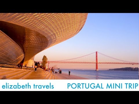 The Weirdest museum | Portugal mini-trip | What to do in Lisbon