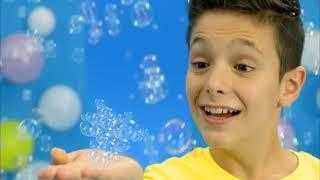 Застывающие и прочные мыльные пузыри Stack-A-Bubble.