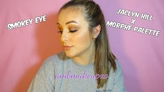 Purple Smokey Eye | Jaclyn Hill Favorites Palette | Nathaly Torres