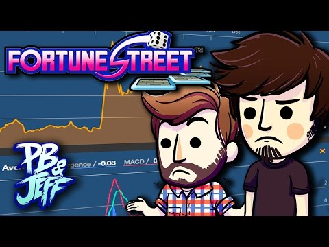 STOCK EXPERTS! - Fortune Street | Wii (Part 3)