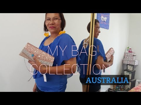 MY BAG COLLECTION / REQUESTED/ NOTHING TO BRAG ABOUT / PINAY SA AUSTRALIA