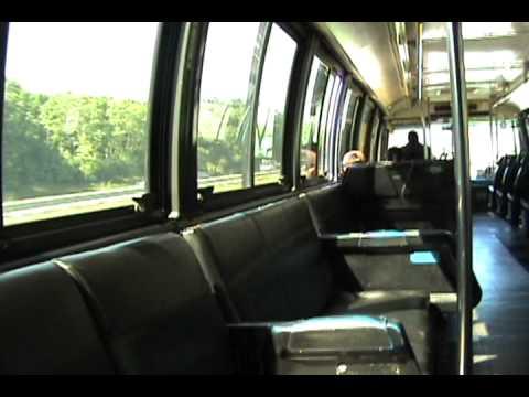 MTA Flint 1989 TMC RTS T8O-206 #1099 full ride (RETIRED)