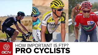 How Important Is FTP To A Professional Cyclist?