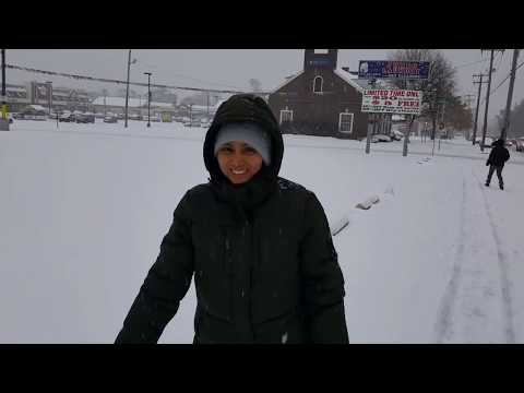 Philadelphia weather: March gets a snowy start