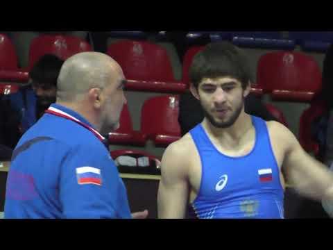 Ордоков Казбек (КБР) - Омаров Шамиль (Дагестан)
