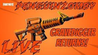 GRAVEDIGGER RETURNS! New Item Shop - ⚡️92 | Fortnite Save The World