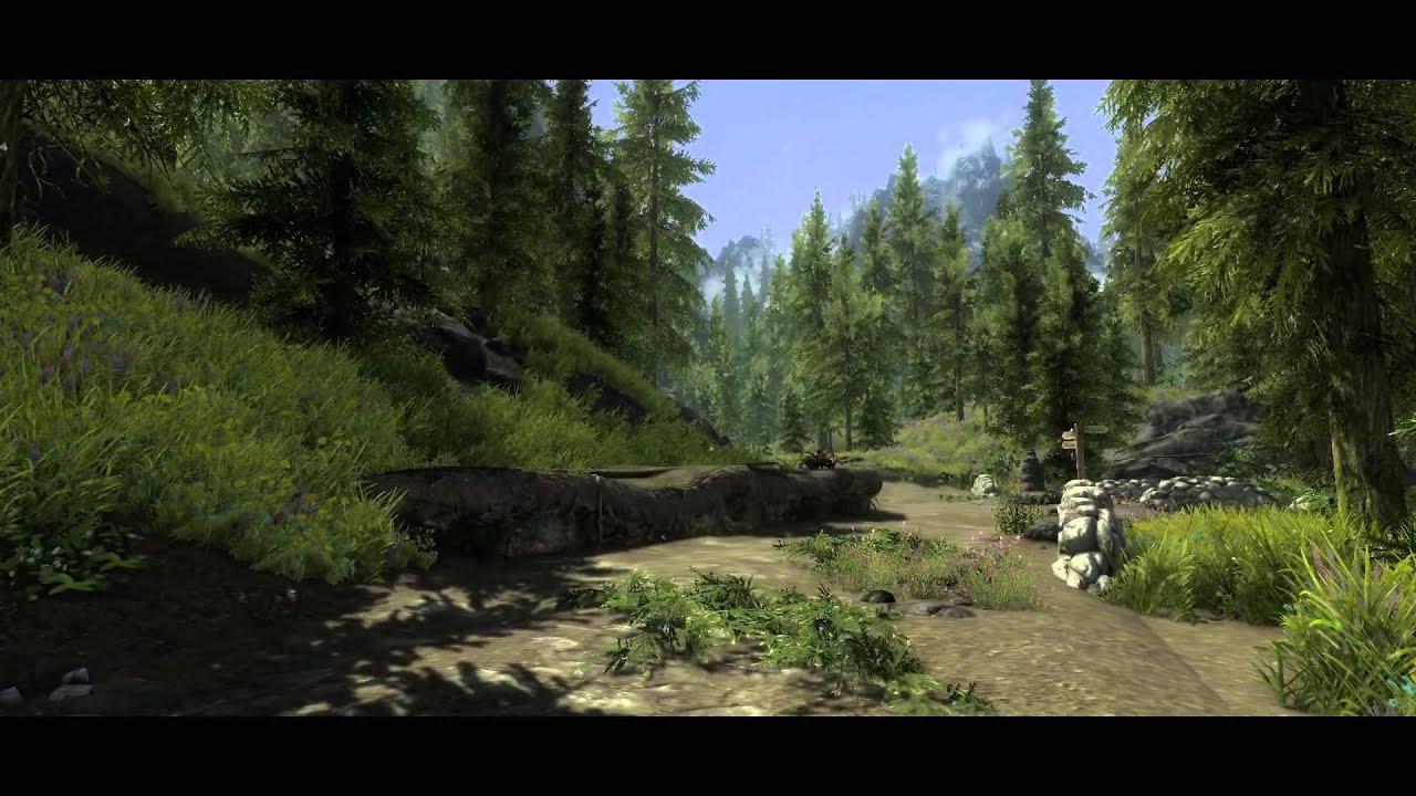 Skyrim Landscape 1080p...