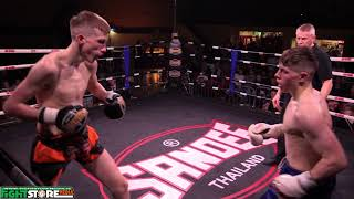 Finn Keating vs Craig Nolan - Siam Warriors Superfights: Sheehan v Sitmonchai