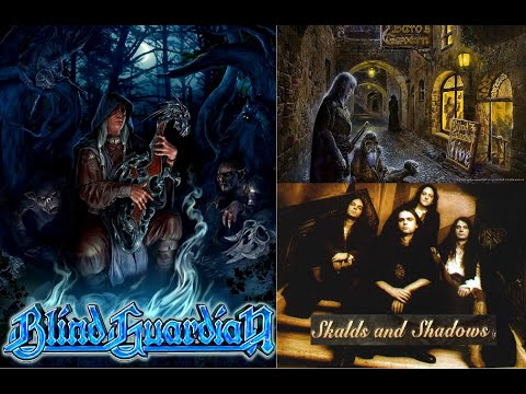 Blind Guardian - Skalds and Shadows (Acoustic Version) Studio