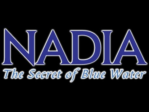 Blue Water --- Nadia: The Secret Of Blue Water Opening [Full]