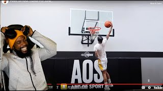 FLIGHT SCRIPTED HIS DUNK LOL! Flight Hired An NBA Trainer For June...