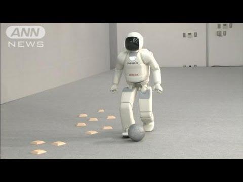 NHK「ASIMO開発終了」報道に ホンダ「ロボの開発は続ける」(ホ:NHKがなにを言いたいのかわからない)