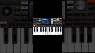 Un siragugal nizhalil song keyboard cover