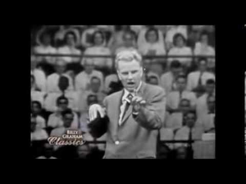 Billy Graham 1957, John 3:16