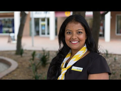 What Conchita Jasmy likes about working at Ray White
