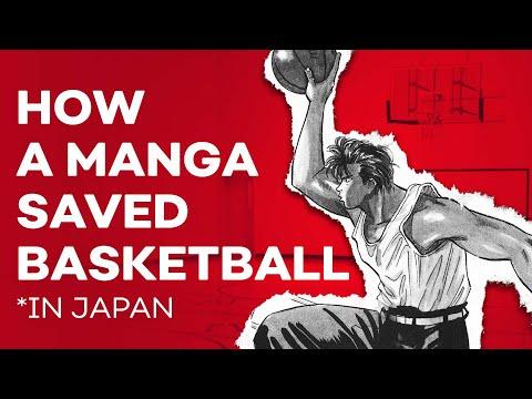 How Manga Changed Basketball In Japan - Anime Explained