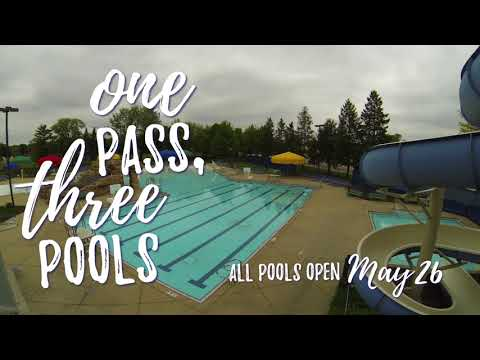 Family Aquatic Center Opens May 26 for Summer 2018