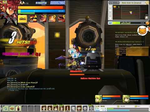 Elsword 1 hit kill