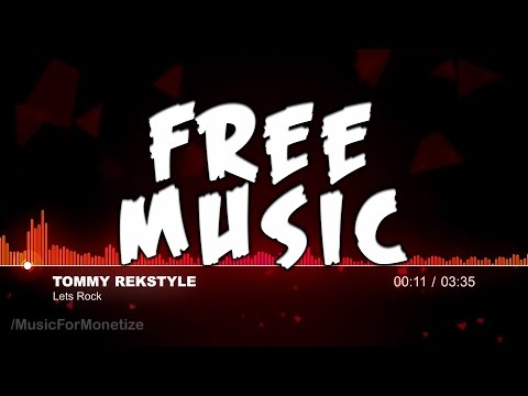Tommy ReKstyle - Lets Rock! (Original Mix) Free Creative Commons Music