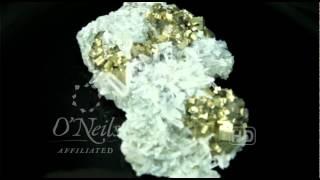 Pyrite/Quartz Crystals 362g