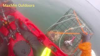 Crab Fishing before Winter Break Feb 15 2020