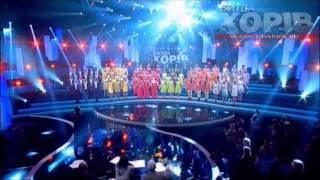 БИТВА ХОРІВ/БИТВА ХОРОВ Общий хор -  'Bohemian Rhapsody' ( Queen cover ) /15.12.2013