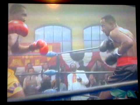 Martin Vs Tommy Hearns Youtube