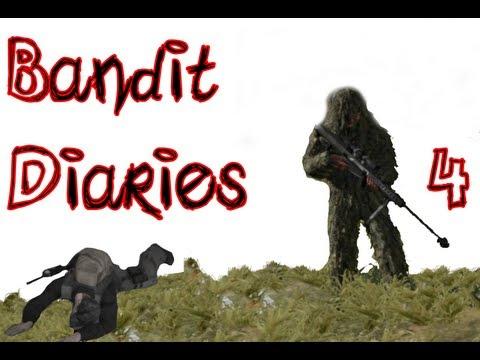 DayZ Bandit Diaries 4 BIKE THIEF REVENGE