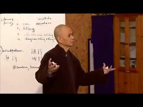 Thiền Sư Thích Nhất Hạnh giảng về Luân hồi và Nghiệp báo