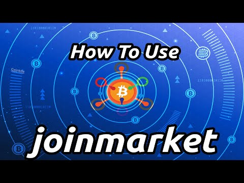 How To Use JoinMarket - Bitcoin Privacy Software