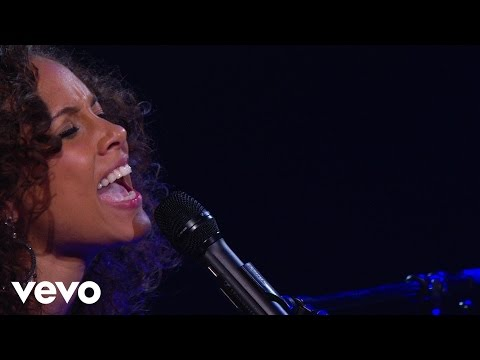 Alicia Keys - New York State Of Mind (Piano & I: AOL Sessions +1)