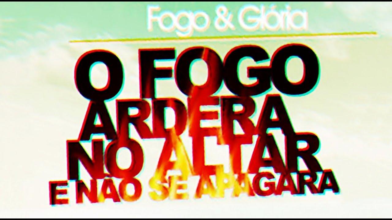 Abra o Coração - Forró Fogo e Glória Part. Júnior Lira ( Forró Gospel )