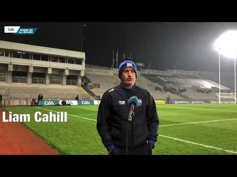 Liam Cahill talks to GAA.ie