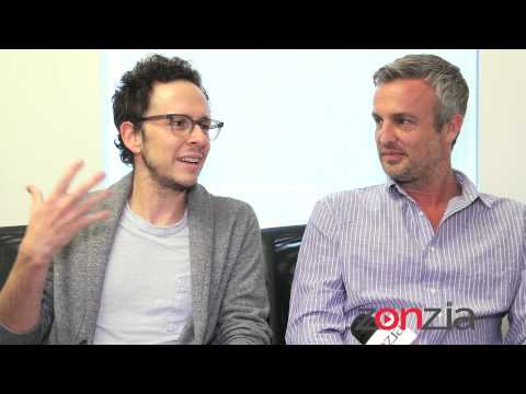 """The D Train"" Directors Jarrad Paul and Andrew Mogel FULL Interview"