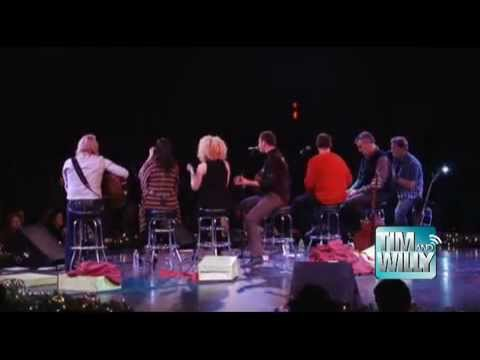 GO TELL IT ON THE MOUNTAIN Little Big Town TnW BS@N 2009
