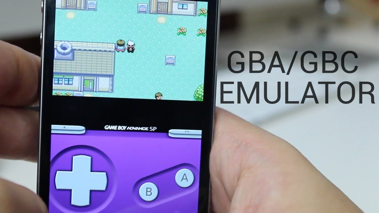 Gameboy color emulators - Appquest Gameboy Color Advanced Emulator For Iphone Ipod Touch No Jailbreak Required Youtube