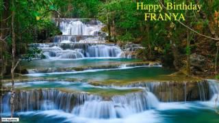Franya   Birthday   Nature