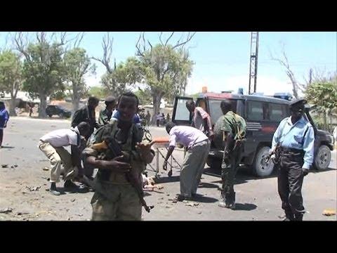Au moins sept tués dans l'explosion à Mogadiscio