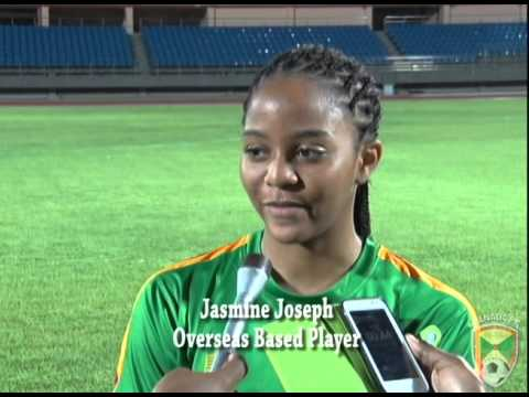 GFA News On the Road To The CONCACAF U17 Women's Championship Grenada 2016