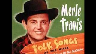 Merle Travis - Dark as a Dungeon  - 1947
