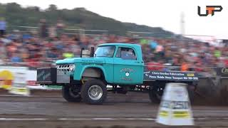 USA EAST PULLING SERIES | lLISBON OHIO | SUPER STREET GAS 4X4 TRUCKS