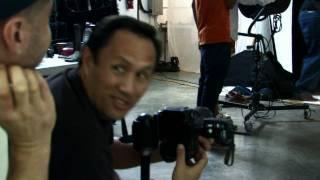 Level Magazine 2.4 - Warm Gun - Behind the Scenes