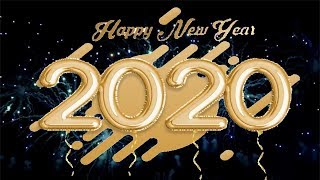 Happy New Year 2020 Animated Images Happy New Year Wishes Whatsapp Status 2020